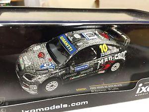 【送料無料】模型車 スポーツカー フォーカス#フィンランドネットワークラリーダイカストラムfocus rs wrc 08 10 finland 2009 rantanen 143 ixo rallydiecastram391