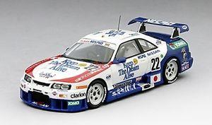 【送料無料】模型車 スポーツカー スカイライン#ニスモルマンモデルnissan skyline gtr lm 22 nismo 24h le mans 1995 143 model