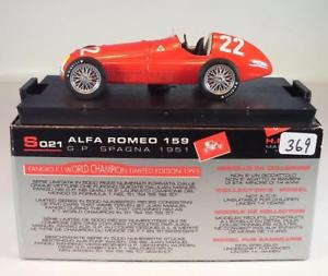 【送料無料】模型車 スポーツカー アルファロメオグランプリ#brumm 143 alfa romeo 159 grand prix spagna 1951 bnib 369