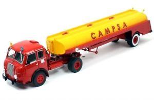 【送料無料】模型車 スポーツカー トラックトラックpegaso mofletes campsa1948 1959143 ixoモデル