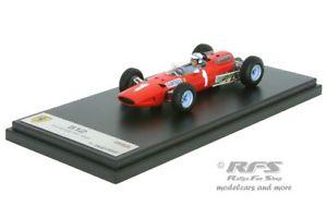 【送料無料】模型車 スポーツカー フェラーリジョンサーティースフォーミュライギリスferrari 1512 john surtees formula 1 british gp 1965 143 looksmart rc13