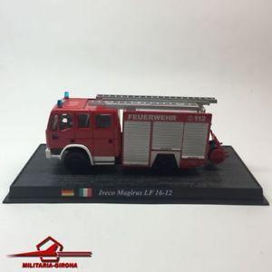【送料無料】模型車 スポーツカー ベルギーイタリアデルプラドボックスiveco magirus lf 1612 belgiumitaly world fire recognize del prado 172 no box