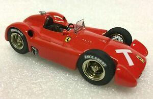 【送料無料】模型車 スポーツカー フェラーリフランスヴィラferrari d50gp francecastellottivilla 143 very rare