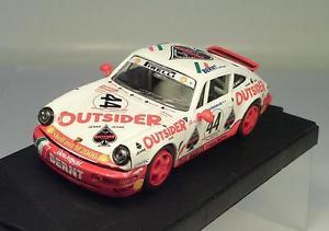 【送料無料】模型車 スポーツカー ポルシェカレララリーアウトサイダー#vitesse 143 porsche 911 carrera rally outsider ovp 9697