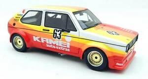 【送料無料】模型車 スポーツカー ゴルフサイズ#キロニュルブルクリンクレーシングネオvw golf size 2 kamei 63 1000km nurburgring 1977 racing iron neoscale 143 neo45235