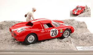 【送料無料】模型車 スポーツカー フェラーリ#ルマンテストモデルモデルferrari 250 lm 28 le mans test 1965 spoerry boller 143 model best models
