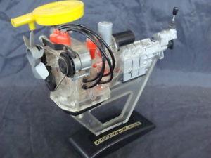 【送料無料】模型車 スポーツカー エンジンロータリーエンジンtransparent toy engine rotary engine
