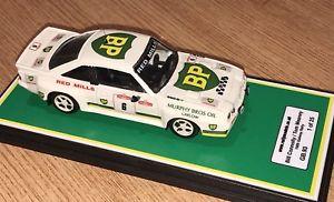 【送料無料】模型車 スポーツカー オペルマンタビルコノリーオイルコードラリー143 vitesse opel manta 400 bill connolly bp oils code 3 galway rally 1989