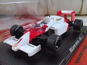 Formula 1 F1 RBA 1//43 McLaren TAG Turbo MP4//2C Alain Prost 1986