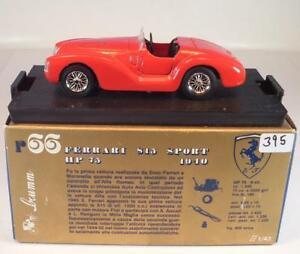 【送料無料】模型車 スポーツカー フェラーリスポーツ#brumm 143 ferrari 815 sport 1940 red bnib 395