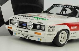 【送料無料】模型車 スポーツカー フォードカプリニュルブルクリンク#ケルシュビールバタネンロズベルグford capri 30 s 24 h nrburgring 1 guilde klsch vatanen rosberg 118 minicham