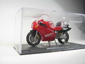 【送料無料】模型車 スポーツカー ドゥカティβducati 888 sp5 1993 goddess 124 β