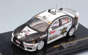 【送料無料】模型車 スポーツカー mitsubishiランサーevo xbelgio2011143モデルixoモデルmitsubishi lancer evo x rally belgio 2011 safety car 143 model ixo model