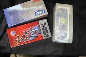 【送料無料】模型車 スポーツカー アクションジョンソンモンテカルロロウ#ルmib 2003 action 124 nascar jimme johnson monte carlo ss lowes 48 le 11008