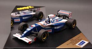 【送料無料】模型車 スポーツカー ウィリアムズクルサードテストカーフォーミュラモデルwilliams fw16 d coulthard test car 1995 formula 1 124 model