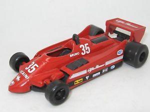 【送料無料】模型車 スポーツカー レースチームイタリアアルファロメオミントオリジナルyaxon racing team alfa romeo 179 made in italy mint original