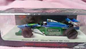 【送料無料】模型車 スポーツカー スパークs4481 143ベネトンフォードb194ミハエルシューマッハーwinnermonaco gp 1994 wcspark s4481 143 benetton ford b194 michael schumacher winner mo