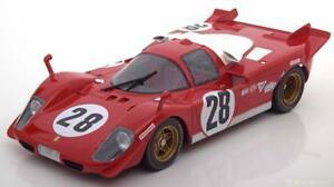【送料無料】模型車 スポーツカー フェラーリ#デイトナ118 cmr ferrari 512s 28, 24h daytona 1970