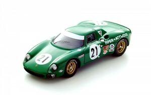 【送料無料】模型車 スポーツカー フェラーリルマンパイパーferrari 250lm 21 7th lemans 1968 d piperr attwood