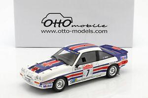 【送料無料】模型車 スポーツカー オペルマンタ400r ru74osanremo 1983toivonenギャラハー118 ottomobopel manta 400r ru 7 4 rally sanremo 1983 toivonen, gallagher 118 ott