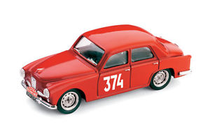 【送料無料】模型車 スポーツカー アルファロメオラリーモンテカルロalfa romeo 1900 rally monte carlo 1955 143 2003 brumm