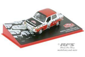 【送料無料】模型車 スポーツカー ラリーラリーモンテカルロフィオレンティーノアルメートルsimca 1000 rallye 2 rally monte carlo fiorentino 1973 1 43 al 1973mc034m