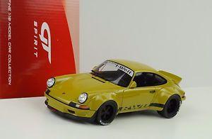 【送料無料】模型車 スポーツカー ポルシェカキソフトウェアライセンスグアテマラ1973 porsche 911 930 nakaisan kaki vert rwb 118 gt spirit gt120