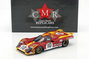 【送料無料】模型車 スポーツカー フェラーリ512m10 24h1971peschトイレ118 cmrferrari 512m 10 24h lemans 1971 pesch, loos 118 cmr
