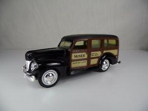 【送料無料】模型車 スポーツカー mx365ertlフォード1940 143mx365, ertl ford woody 1940 143