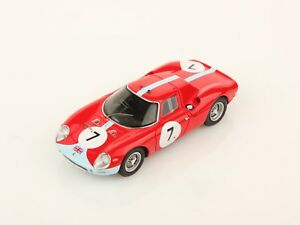 【送料無料】模型車 スポーツカー ランス1964フェラーリ250lm7 12hlooksmart 143 lslm 021 moferrari 250lm 7 winner 12h of reims 1964 hill bonnier looksmart 143 lslm 02