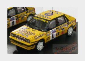 【送料無料】模型車 スポーツカー ランチアデルタ#ラリーロンバードlancia delta hf integrals 16v 11 rally rac lombard 1989 vitesse 143 ve42418 mo