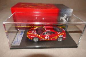 【送料無料】模型車 スポーツカー フェラーリチャレンジ#bbr 143 ferrari f360 challenge 2000 64 rare bg214