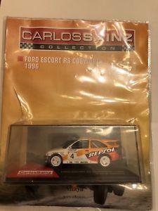 【送料無料】模型車 スポーツカー カルロスサインツコレクションカルロスサインツモデルcarlos sainz collection 143 carlos sainz 12 models