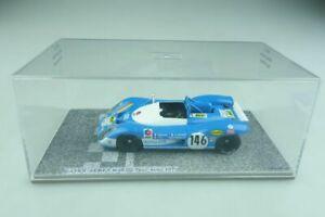 【送料無料】模型車 スポーツカー シリーズレーサーボックスsmall series bizarre 143 matra simca ms 650 racer 1970 depailler with box 509770