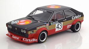【送料無料】模型車 スポーツカー ボスサイズ#118 bos vw scirocco 1 size 2 43, etcc lindstrmwiedesheim 1979