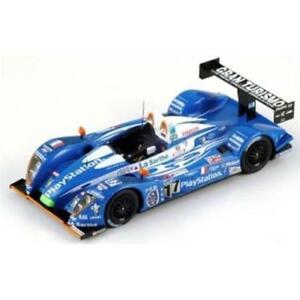 送料無料 模型車 スポーツカー ペスカローロジャッド#ルマンスパークモデルpescarolo judd 17 le mans 2007 187 spark sp87030 modelvny8m0NwO