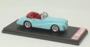 【送料無料】模型車 スポーツカー アルファromeo 6c2500 sbertone1944alfa romeo 6c 2500 s cabriolet bertone 1944