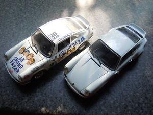 【送料無料】模型車 スポーツカー レアポルシェカレラユニバーサル2 x rare porsche carrera rs sportwagenenmodelle by universal hobbies in 118