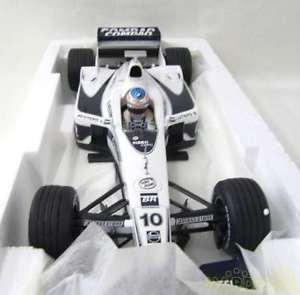 【送料無料】模型車 スポーツカー ウィリアムズpma williams f1 bmw fw 22 118