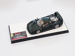 【送料無料】模型車 スポーツカー フェラーリグリーンモスキットferrari f40 greengreen amos cars 143 kit bbr