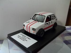 【送料無料】模型車 スポーツカー フィアットモンドcpmodel sc124 fiat 126 monte d' fool cellara gr5 2007