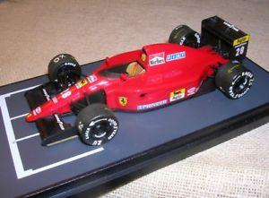 【送料無料】模型車 スポーツカー フェラーリ642 f1 gp 1991ジーンalesi43143ferrari 642 f1 gp 1991 jean alesi formula 43 143 true