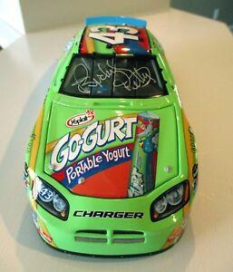 【送料無料】模型車 スポーツカー #リチャードティ#ダッジチャージャーrare 2006 ma 43 richard petty signed 43 gogurt 124 dodge charger nmib