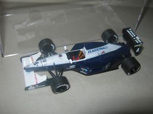 【送料無料】模型車 スポーツカー ブラバムジャッドナアマティショーケースプロヴァンス143 brabham judd bt60b g amati 1992 provence handbuilt car in showcase