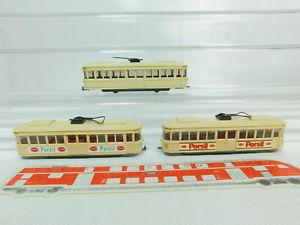 【送料無料】模型車 スポーツカー bo76205 3x wiking h0187 750モータbo7620, 5 3x wiking h0187 750 tramrailcar without motor
