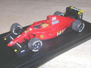 【送料無料】模型車 スポーツカー フェラーリ6412 f1 monaco gp1990tameo 143ferrari 6412 f1 monaco gp 1990 prost tameo 143 true
