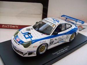 【送料無料】模型車 スポーツカー ポルシェグアテマラ#ムジェロporsche 911 996 gt3 rsr 99 fia gt mugello 2006, autoart 118, ovp