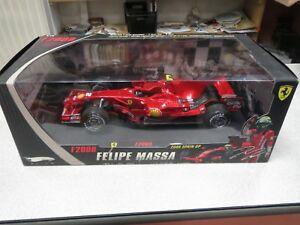 【送料無料】模型車 スポーツカー ホット118 f2008 felipe10085000f11hot wheels 118 f2008 felipe massa 10085000 ex f1 formula 1 box