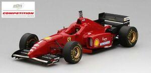 【送料無料】模型車 スポーツカー フェラーリミハエルシューマッハーオーストラリアモデルferrari f310 michael schumacher australian gp 1996 bbr 143 bbrcs 001 model
