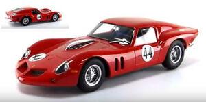 【送料無料】模型車 スポーツカー フェラーリ#キロスパラングロワヴァンモデルferrari 250 gt drogo 44 4th 500 km spa 1963 g langlois van ophem 118 model
